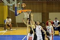 Basketbal Brno vs. Nymburk muži