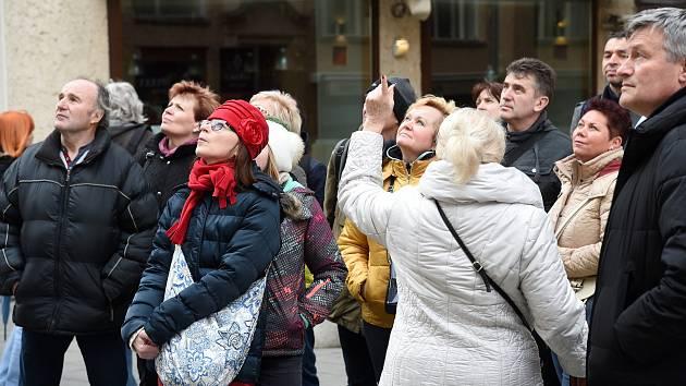 Velikonoční komentovaná prohlídka historického centra města Brna.