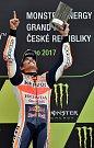 Monster Energy Grand Prix České republiky 2017, Moto GP - vítěz Marc Márquez.