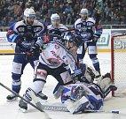 Hokejisté brněnské Komety nezvládli druhý domácí duel po sobě. I když se ujali jako první vedení, nakonec ve dvaadvacátém extraligovém kole podlehli Vítkovicím 1:3.
