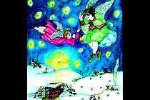 Kniha: Vánoce pro kočku: 23 adventních pohádek a jeden opravdový příběh. Napsala: Terezie Radoměřská. Ilustrace: Aneta Bendáková. Vydává: brněnské nakladatelství Barrister & Principal.