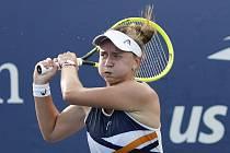 Barbora Krejčíková hodlá prokázat životní formu i na závěrečném grandslamu sezony US Open.