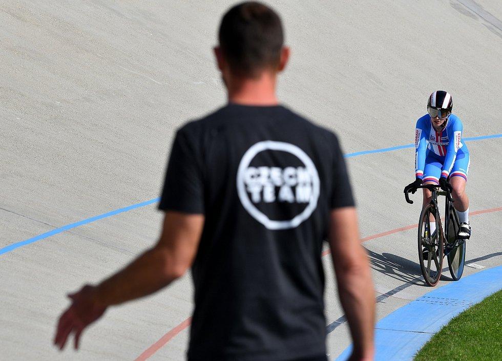 Dukla Brno na evropském šampionátu ve Fiorenzuole d'Arda.