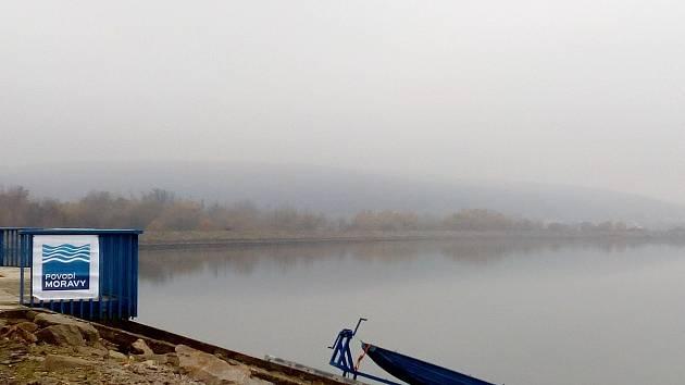 Ministerstvo zemědělství, kraj a Povodí Moravy se dohodli ve čtvrtek na navýšení hladiny v Nových Mlýnech.