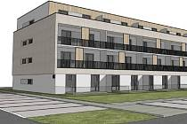 V Pohořelicích připravují výstavbu nového bytového domu.