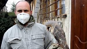 Záchranná stanice pro dravé ptáky v Rajhradě
