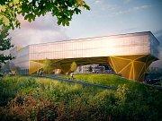 Univerzita postaví tréninkovou nemocnici. Součástí bude i zkušební heliport.