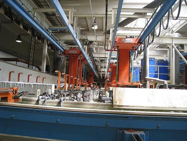 Většina velkých výrobních hal v kraji se přes svátky zavře. Stejně jako v minulých letech.