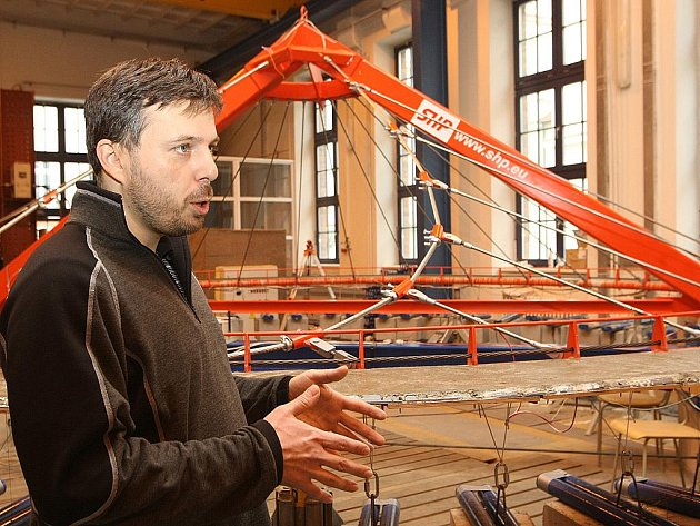 Fakulta stavební VUT Brno získala projekt, který buduje centrum na výzkum, vývoj a aplikace pokročilých stavebních materiálů, konstrukcí a technologií.