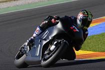 Přes zklamání z nedostatečného počtu odjetých kol byl Abraham z návratu do MotoGP po roční zkušenosti v mistrovství světa superbiků nadšený.
