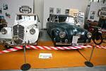 Automobilový veletrh Classic Car Show 2013 v brněnské Vaňkovce.