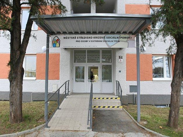 Nové středisko pro lidi v sociální tísni v Masné ulici v Brně.