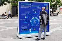 Výstava Zpráva o stavu města 2020.