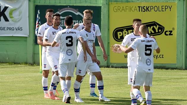 Líšeň vyzkoušela nového útočníka, Szotkowski přispěl gólem k remíze