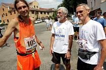 Moravský ultramaraton - ilustrační foto.