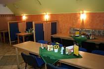 """Restaurace Onyx v brněnských Židenicích nabízí devět """"meníček"""" za lidovou cenu. Podnik ale nepatří mezi restaurační špičku"""