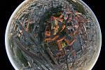 Nový pořad Morava 360, který bude od února v programu Hvězdárny a planetária Brno.