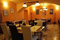 Brněnská restaurace Carpe Diem.