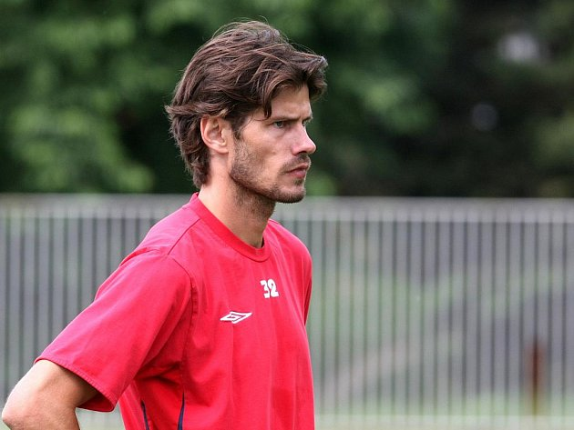 Asistent trenéra Zbrojovky Brno Marek Zúbek.