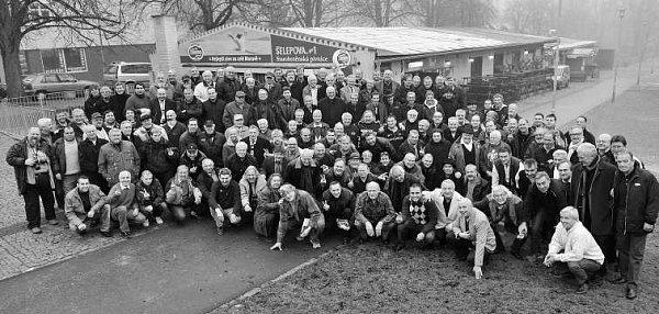 Poprvé se akce konala roku 1974vrestauraci Bohéma, nechyběl tam ani Bolek Polívka, později se přesunula na Šelepku.