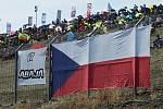 Páteční trenink na Grand Prix ČR