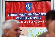 Párty Minská open 2018