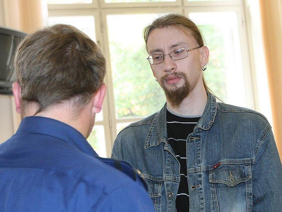 Stanislav Filouš u brněnského soudu.