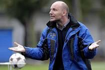 Trenér Sparty Brno Milan Volf.