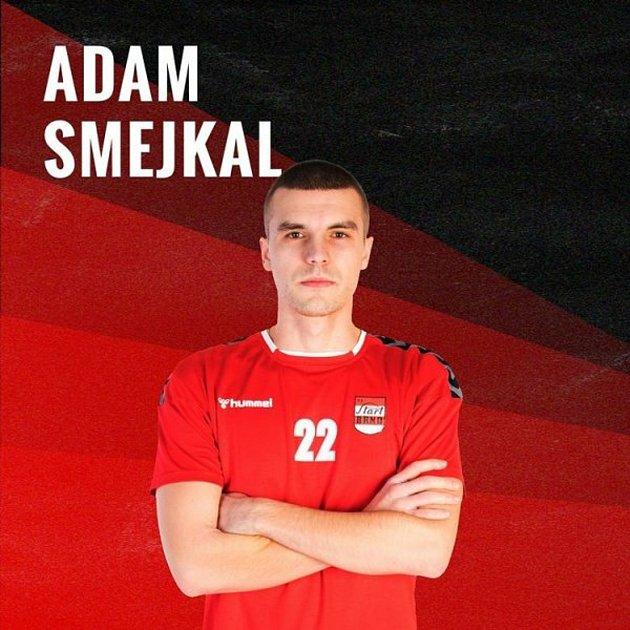 Adam Smejkal, Start Brno
