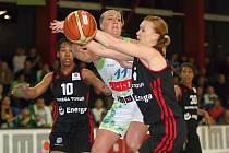 Hráčky Toruně porazily Imos Brno.
