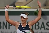 Barbora Krejčíková senzačně ovládla Roland Garros.