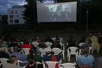 V Semilasse ve čtvrtek odstartovali promítání v letním kině.