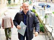 Jihomoravský hejtman Michal Hašek odevzdal svůj hlas v komunálních volbách.