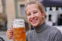 Pivní festival Oktoberfest v Lulči. Ilustrační snímek.