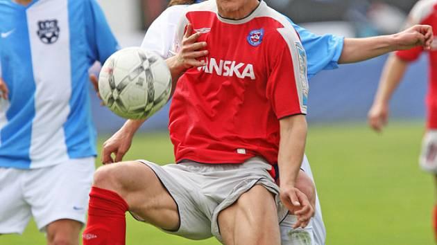 Pavel Simr 1. FC Brno.