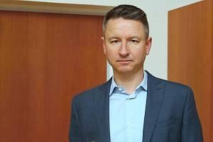 Ředitel Národního divadla Brno Martin Glaser.