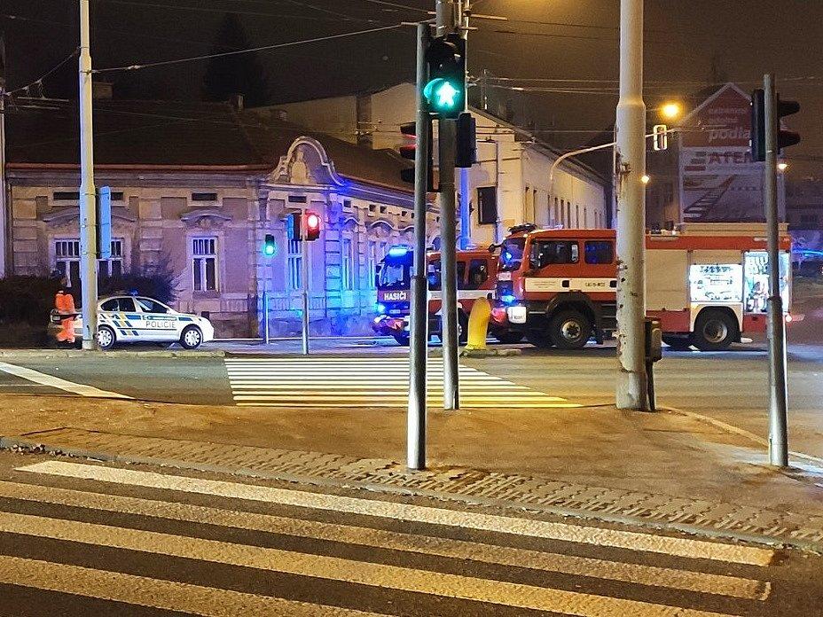 Tragický požár v brněnské Provazníkově ulici.
