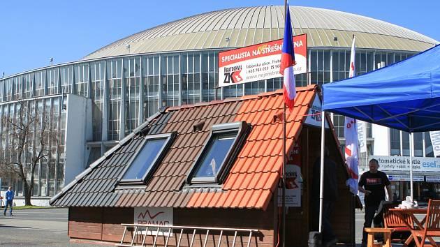 Stavební veletrhy 2016 v Brně.
