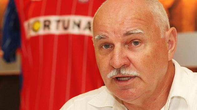 Bývalý generální ředitel brněnské Zbrojovky Pavel Mokrý.