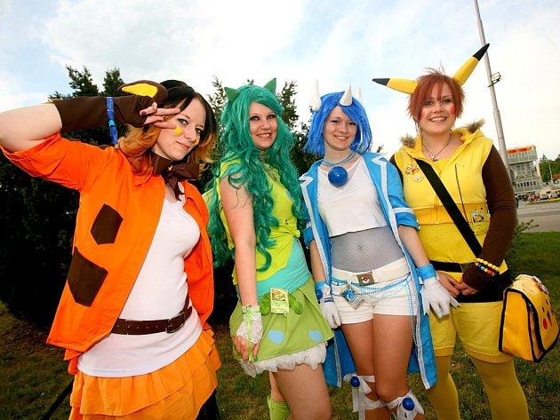 Animefest se v Brně koná už podeváté. Do neděle chystá doprovodný program.