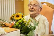 Na jihu Moravy žila předchozí nejstarší žena. Bedřiška Köhlerová (na snímku), která v červnu zemřela v Brně, se dožila sto osmi let. I v současnosti je nejstarší obyvatelka České republiky z jižní Moravy. Jedná se o ženu s rokem narození 1908.
