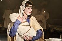 Betlém aneb Převeliké klanění sotva narozenému Jezulátku v přebásnění Jana Antonína Pitínského.
