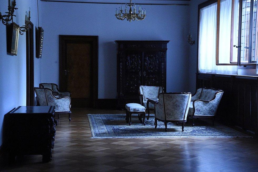 Hradozámecká noc ve slavných brněnských vilách.