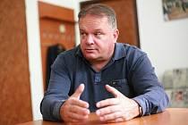 Ředitel brněnských hřbitovů Marek Šamšula.