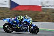 Monster Energy Grand Prix České republiky 2017, Moto GP - Andrea Iannone.