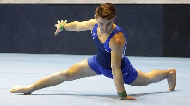 Sportovní gymnastika. Ilustrační foto.