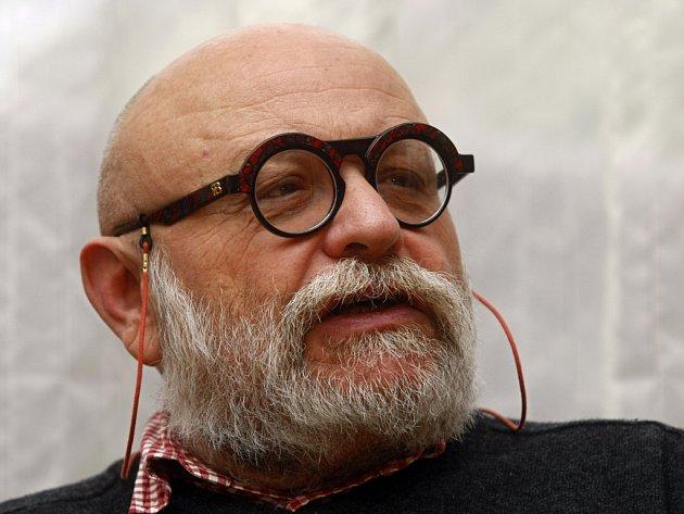 13. ročníku festivalu Měsíc autorského čtení se zúčastní i Arnošt Goldflam.