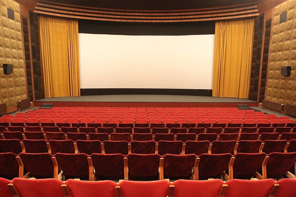 Brněnské kino Scala.