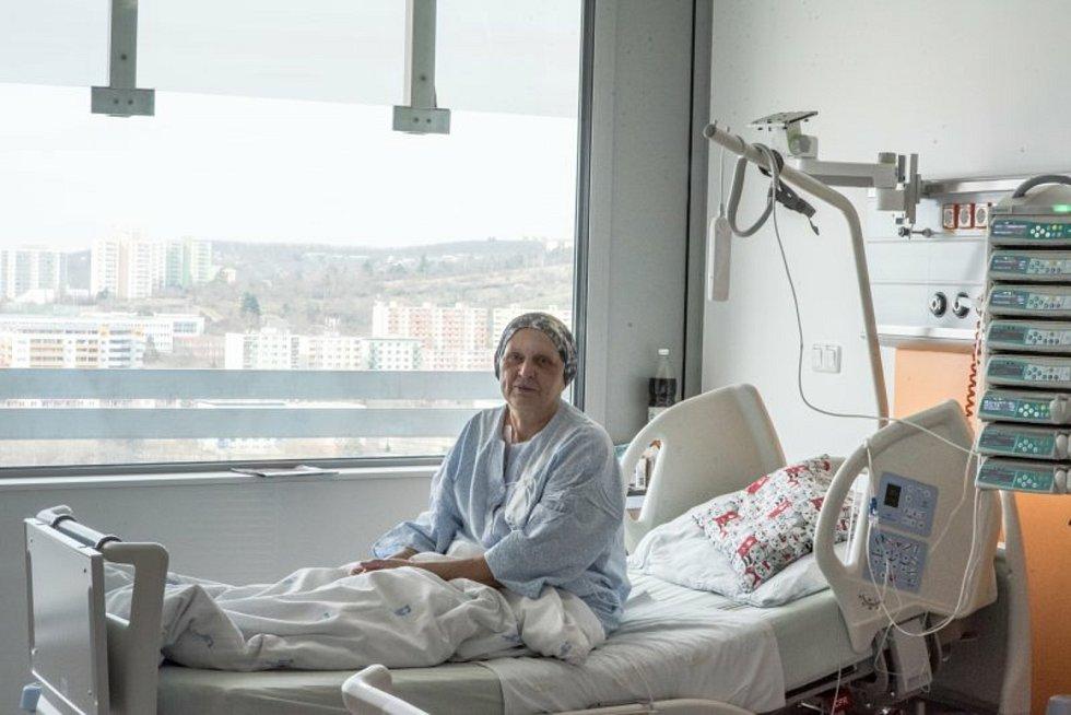 Novou jednotku pro pacienty, kteří mají výrazně sníženou obranyschopnost vůči infekčním onemocněním, otevřeli v pondělí ve Fakultní nemocnici Brno.