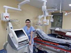 Nové traumacentrum v Bohunicích